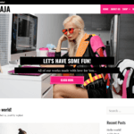 Nataraja Wordpress Theme