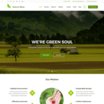 Nature Bliss Wordpress Theme