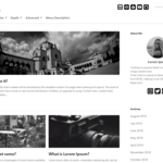 Neatly Wordpress Theme