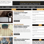 NeatMag Wordpress Theme