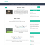 Nepali WordPress Theme