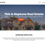 Neptune Real Estate Wordpress Theme