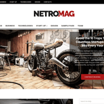 NetroMag Wordpress Theme