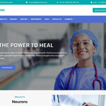 Neurons WordPress Theme