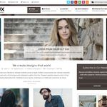 Neux Wordpress Theme
