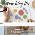 New Blog Lite Wordpress Theme