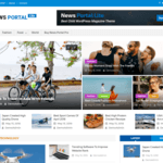 News Portal Lite Wordpress Theme
