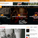 News Unlimited WordPress Theme
