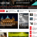 News Vibe WordPress Theme