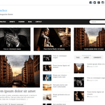 NewsAnchor Wordpress Theme