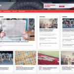 NewsDot WordPress Theme