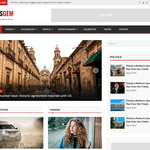 Newsgem Wordpress Theme