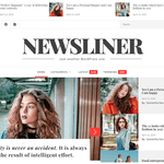 Newsliner Wordpress Theme