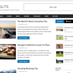 Newslite Wordpress Theme