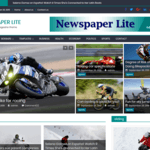 Newspaper Lite Wordpress Theme