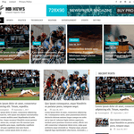Newspaper Magazine Wordpress Theme