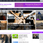 Newsportal Magazine Wordpress Theme