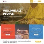 NGO Charity Fundraising WordPress Theme