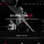 Nighspot Wordpress Theme