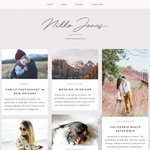 Nikko Portfolio Wordpress Theme