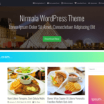 Nirmala WordPress Theme