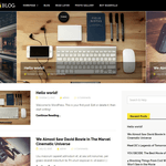 Noblia WordPress Theme