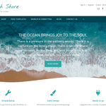 North Shore Wordpress Theme