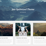 Noteblog Wordpress Theme