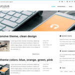 Nucleus WordPress Theme