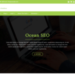 Ocean SEO Wordpress Theme