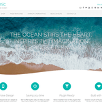 Oceanic WordPress Theme