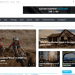 OMag Wordpress Theme