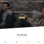 Oneline Lite Wordpress Theme