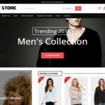 Opstore Wordpress Theme