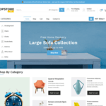 Opstore Lite WordPress Theme