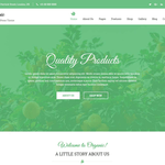 Organic Lite WordPress Theme