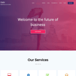 Oshi Wordpress Theme