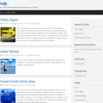 pacify Wordpress Theme