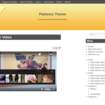 Palmixio Wordpress Theme