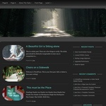 Pandrah Wordpress Theme