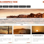 Parabola Wordpress Theme