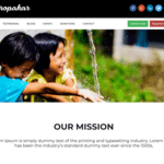 Paropakar Wordpress Theme
