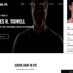 Personal Eye Wordpress Theme