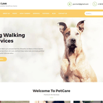 Petlove WordPress Theme