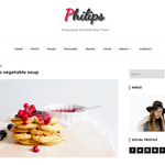 philips Wordpress Theme