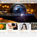 Photolite WordPress Theme