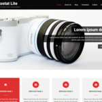 Photostat Lite Wordpress Theme
