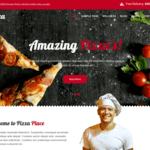 Pizza Lite Wordpress Theme