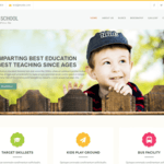 Play School Wordpress Theme