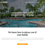Pleased Wordpress Theme